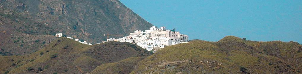 Vista de Mojácar